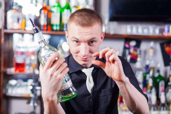 Как обманывают бармены