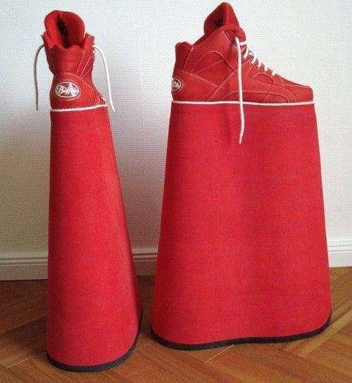 45 пар безумной обуви или когда кутюрье понесло