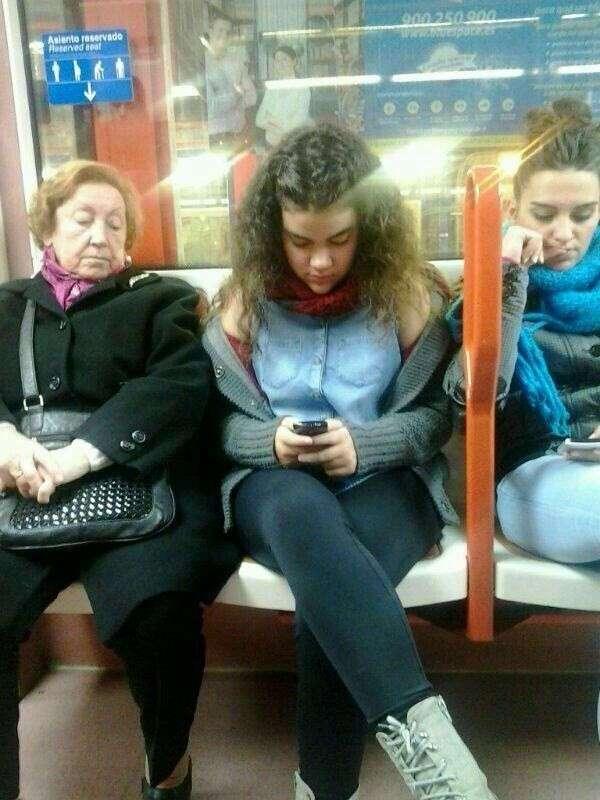 11 мерзких видов пассажиров, которые водятся в транспорте