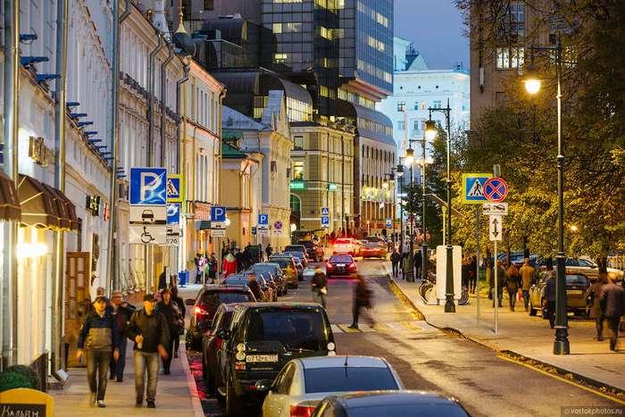 Москва меняется