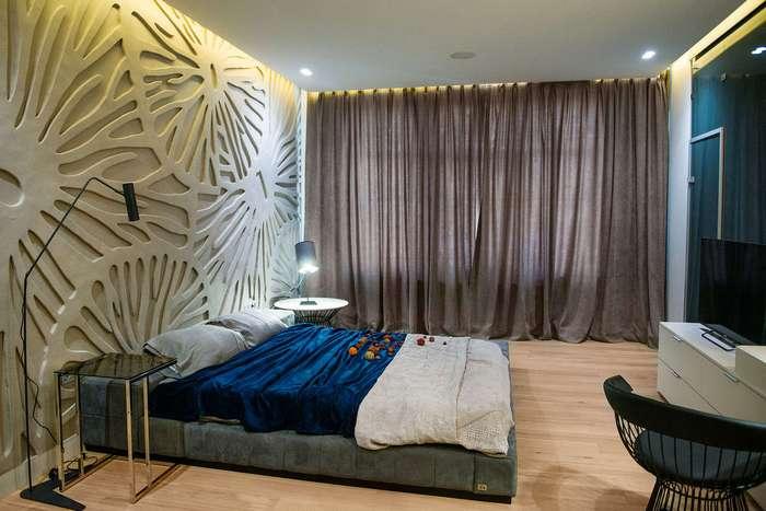 Квартира футболиста в Киеве