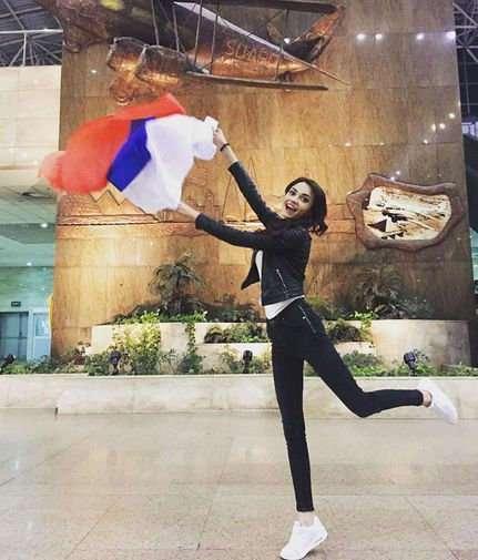 Самое красивое лицо в мире — у россиянки Алёны Раевой