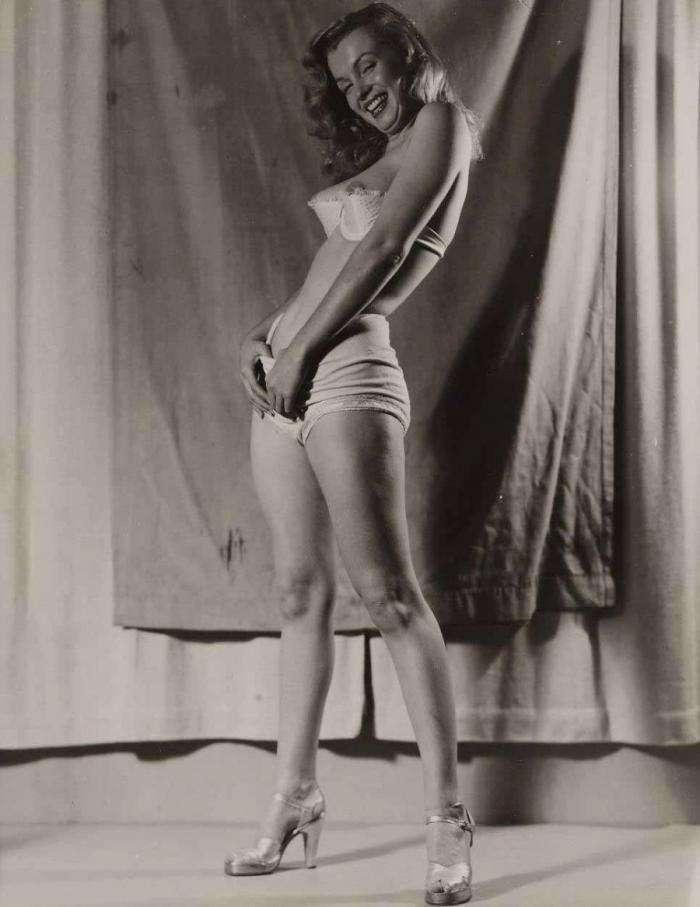 Скандальные эротические снимки Мэрилин Монро, о которых мало кто знает