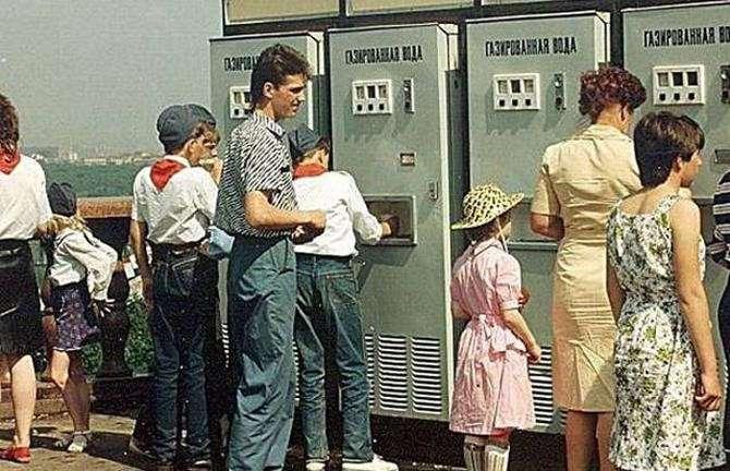 Ностальгия по временам СССР