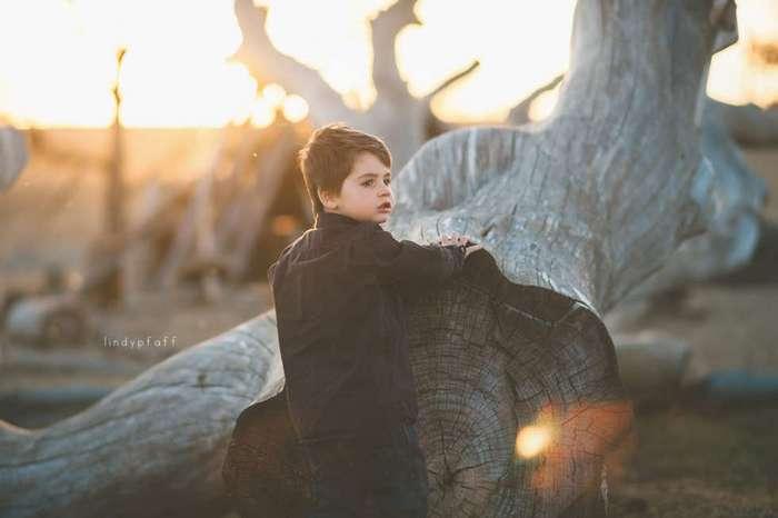 Дети и животные на фото