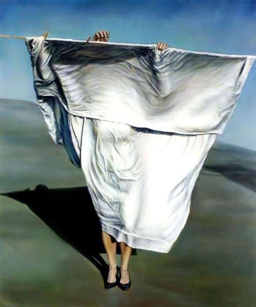Картины маслом... Художница Ana Teresa Fernandez