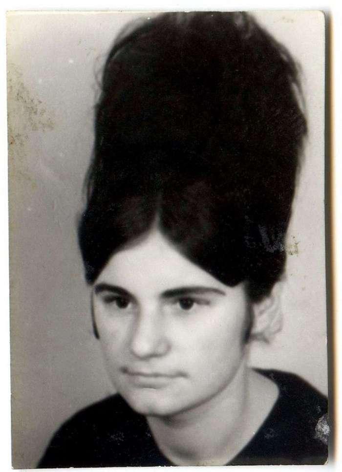 Селфи девчонок из прошлого века
