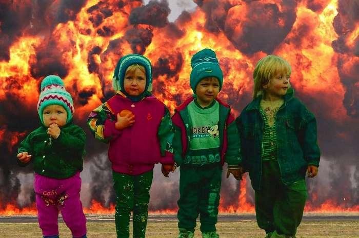 Во что превращается суровая Россия, когда есть фотошоп и немного фантазии