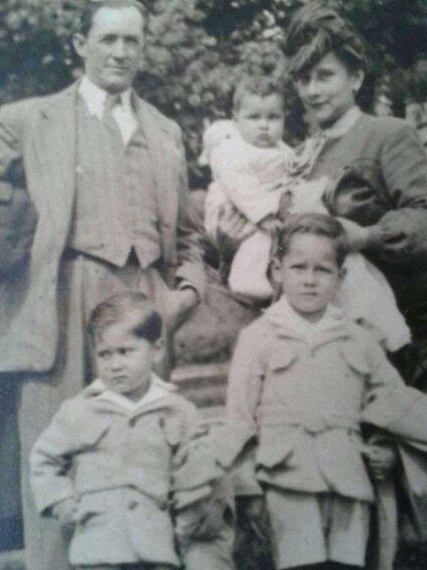 29 винтажных снимков бабушек и дедушек, круче которых только яйца