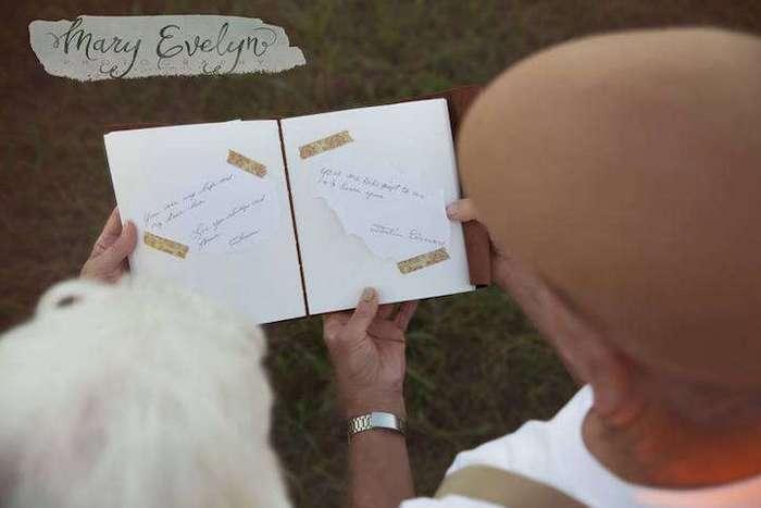 Фотосессия супругов к 57-й годовщине свадьбы в стиле кинофильма «Дневник памяти»