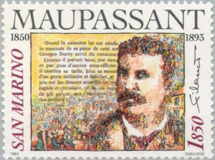 Трагедия Ги де Мопассана: писатель, заплативший жизнью за свою гениальность