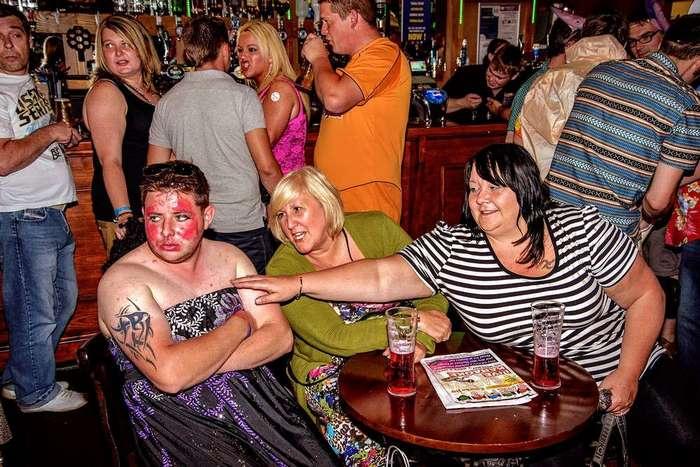 Сумасшедшие мальчишники и девичники в Блэкпуле
