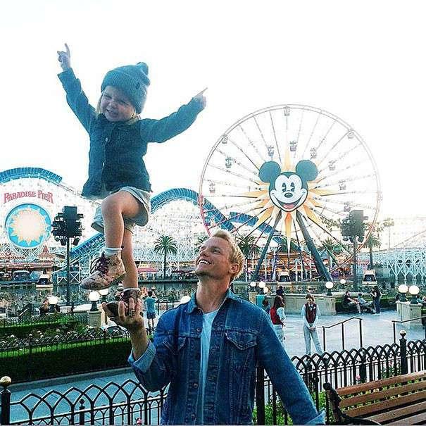 Горячие папочки Диснейленда: лучший аккаунт в Instagram для девушек