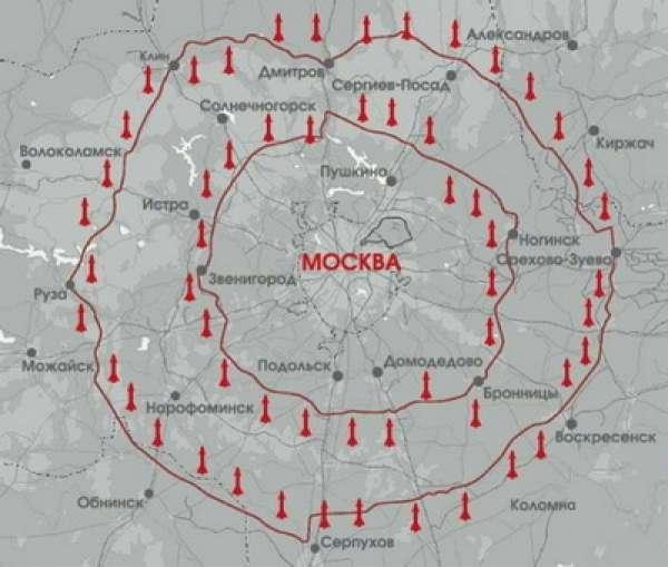 Как создавалась противоракетная обороны Москвы