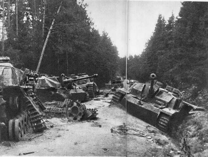 Последние выстрелы Великой Отечественной: Курляндский котел