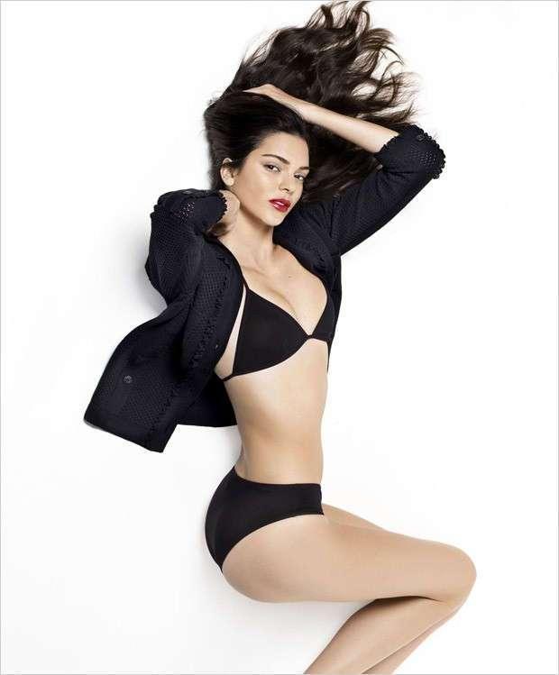 Кендалл Дженнер (Kendall Jenner) в Harper's Bazaar