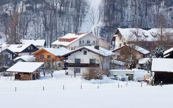 10 лучших мест для зимнего отдыха в Европе