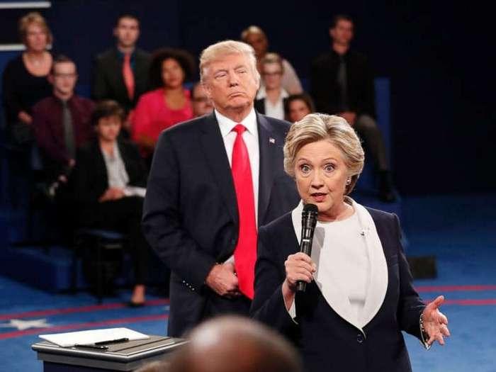 20 фото Дональда Трампа — эти ситуации президент предпочел бы никогда не вспоминать