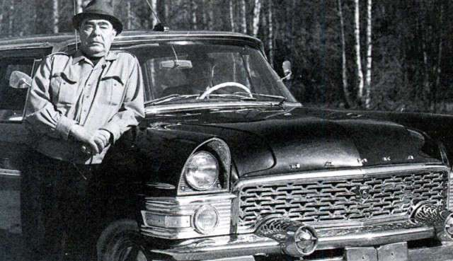 Четыре «Кольта» Лео Брежнева