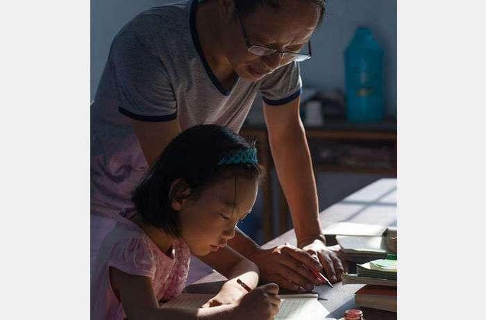 Китай: маленькие герои
