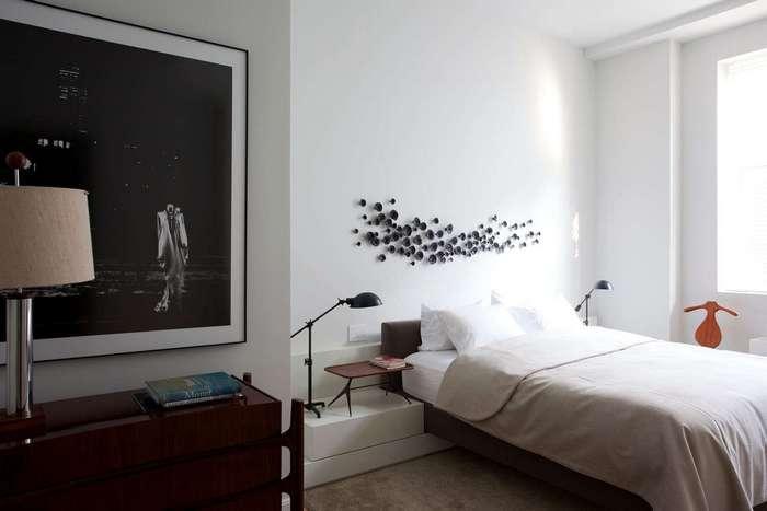 Уютная квартира в Нью-Йорке