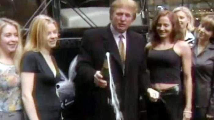 15 фотокомпроматов на Дональда Трампа