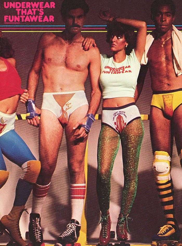 10 причин, почему мужская мода 70-х больше никогда не вернется