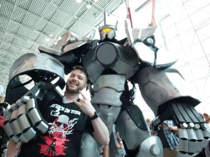 Comic Con в Нью-Йорке собрал самый большой урожай шикарных косплеев