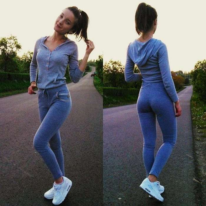 Симпатичные девушки из польских социальных сетей