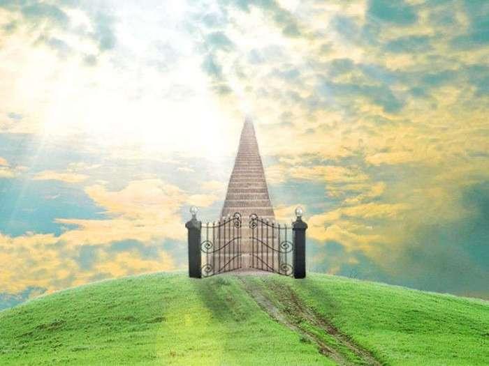 Как выглядит рай в разных религиях