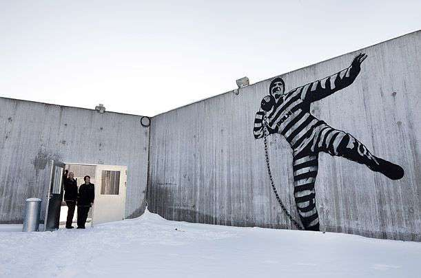 Самая гуманная тюрьма в мире