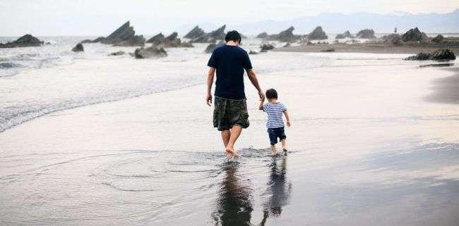 6 вещей, которые ребенку может дать только отец