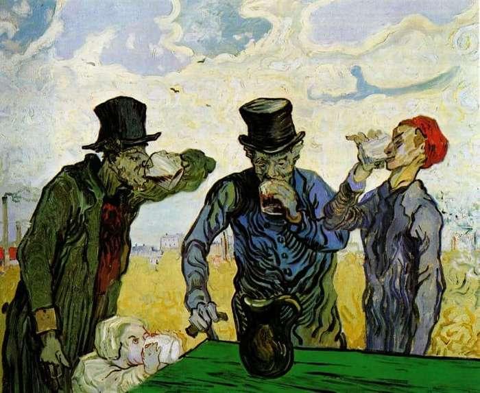 15 самых знаменитых и успешных пьяниц в истории человечества