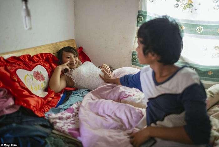 Замуж в 13: ранние браки в сельских районах Китая