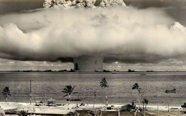 Четвертый проект. Самурайская атомная бомба