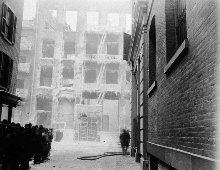 Трущобы Нью-Йорка (1870-1900)