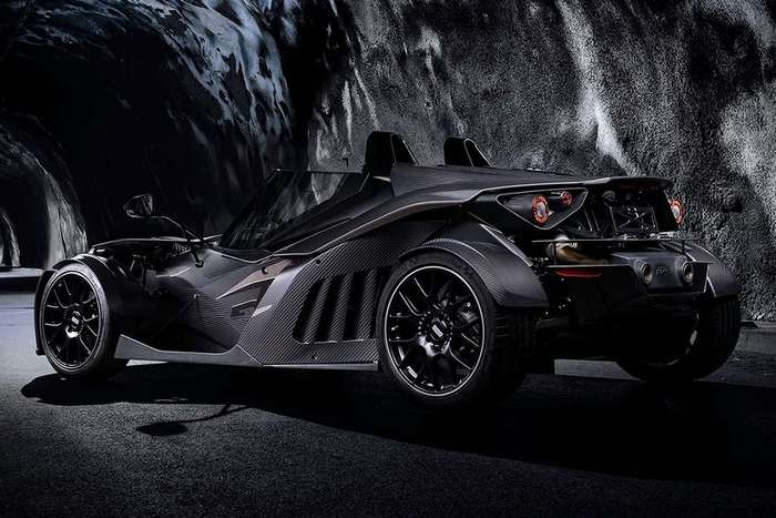 Автомобиль KTM X-Bow GT Black Edition