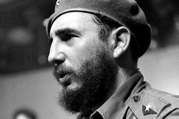 Интересные факты из жизни Фиделя Кастро