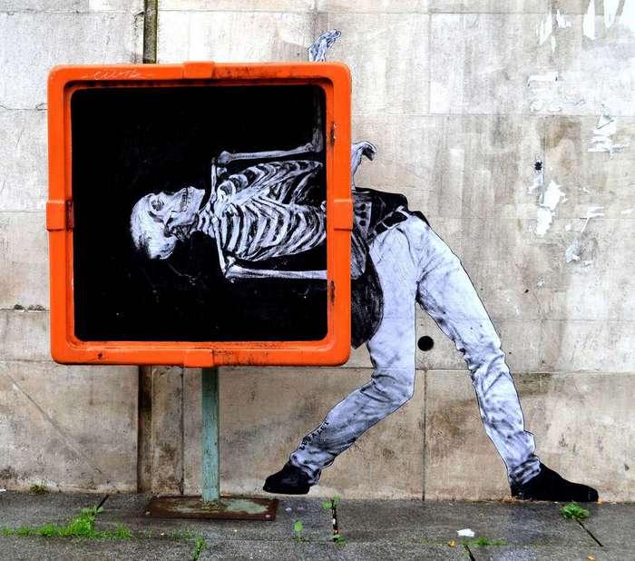 Вандализм, которым хочется восхищаться