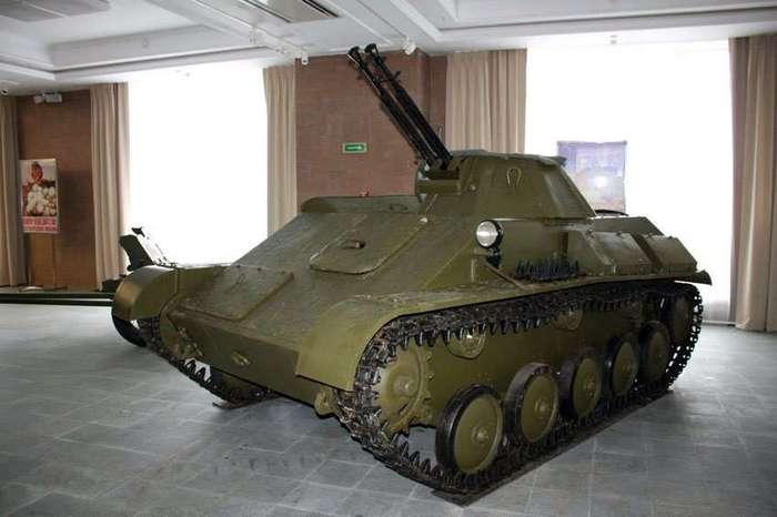ЛЕГКИЙ ЗЕНИТНЫЙ ТАНК Т-90. ВОЗВРАЩЕНИЕ