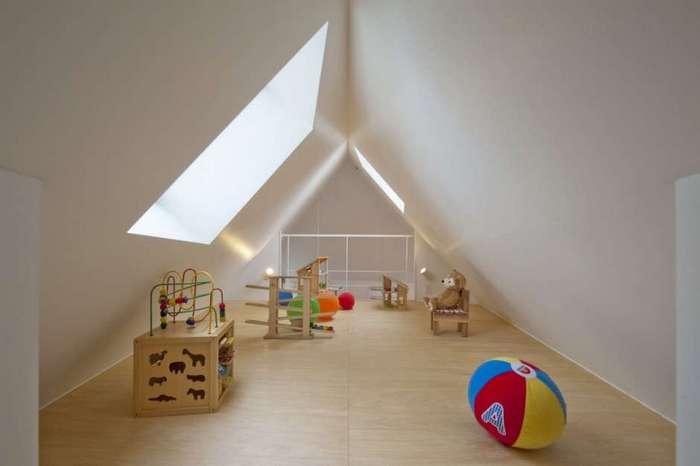 Городская архитектура: крошечный дом площадью 29 квадратных метров