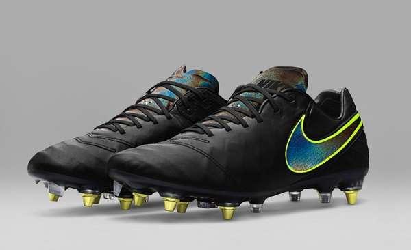 Футбольные бутсы Nike, к которым не прилипает грязь