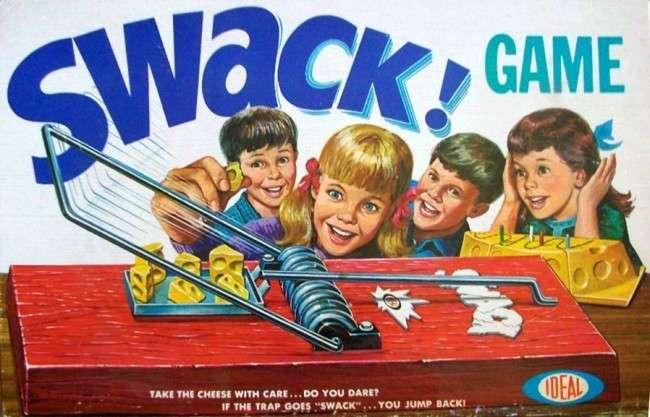 Ох уж эти странные детские игры