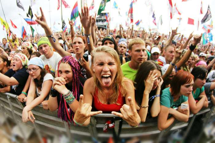 Шокирующие признания волонтера, работавшего на музыкальном фестивале
