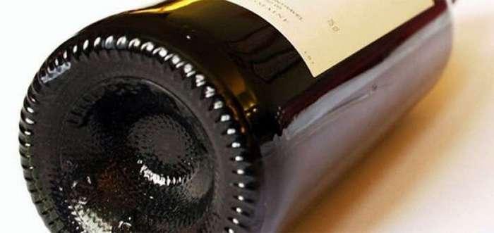 Вот почему у бутылки вина вогнутое дно…