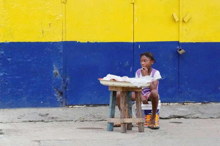 Нелегкое трудовое детство