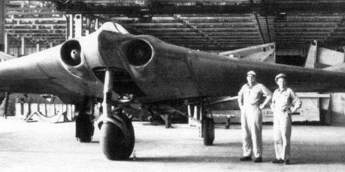 Как был устроен первый в мире самолет-невидимка