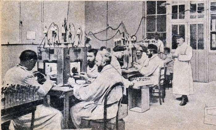 12-й отдел НКВД: лаборатория ядов
