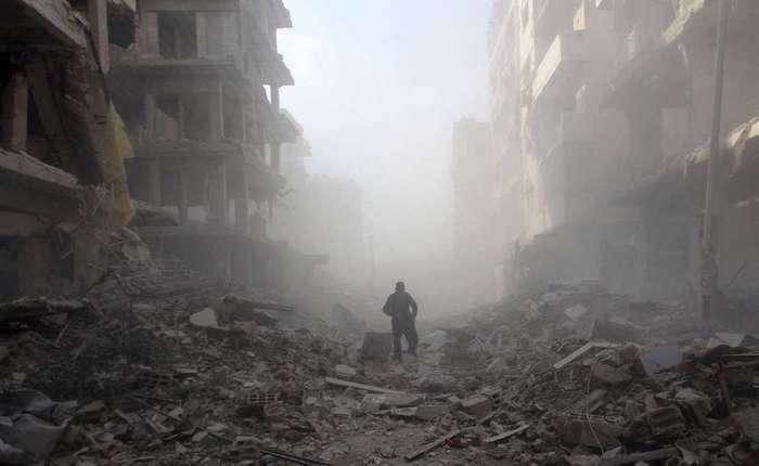 Сирия: как живут в самой опасной стране мира