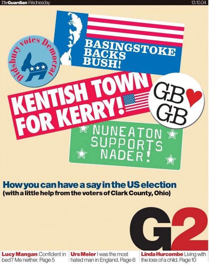 Президентские выборы в США за последние 55 лет: материалы из архивов The Guardian